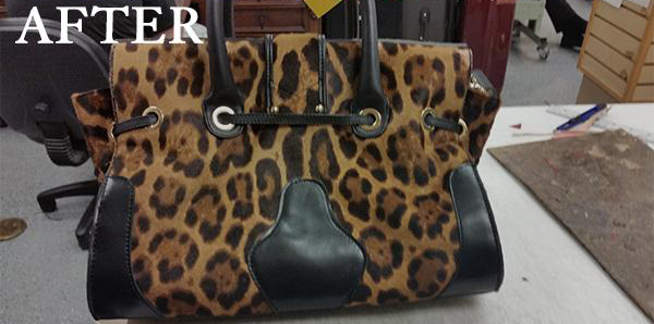 Repaired Leather Handbags in Scottsdale, AZ - After